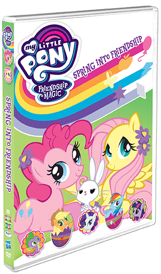 My Little Pony Friendship Is Magic: Spring Into Friendship