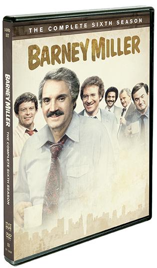 Barney Miller: Season Six