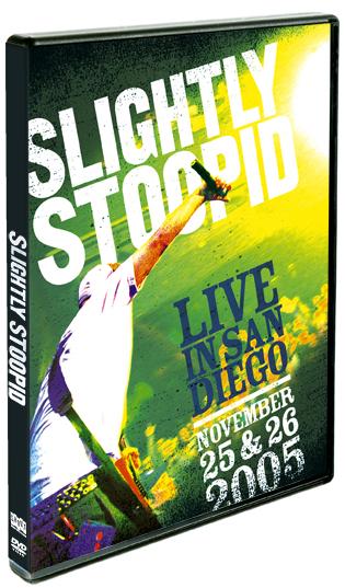 Live In San Diego: November 25 & 26, 2005