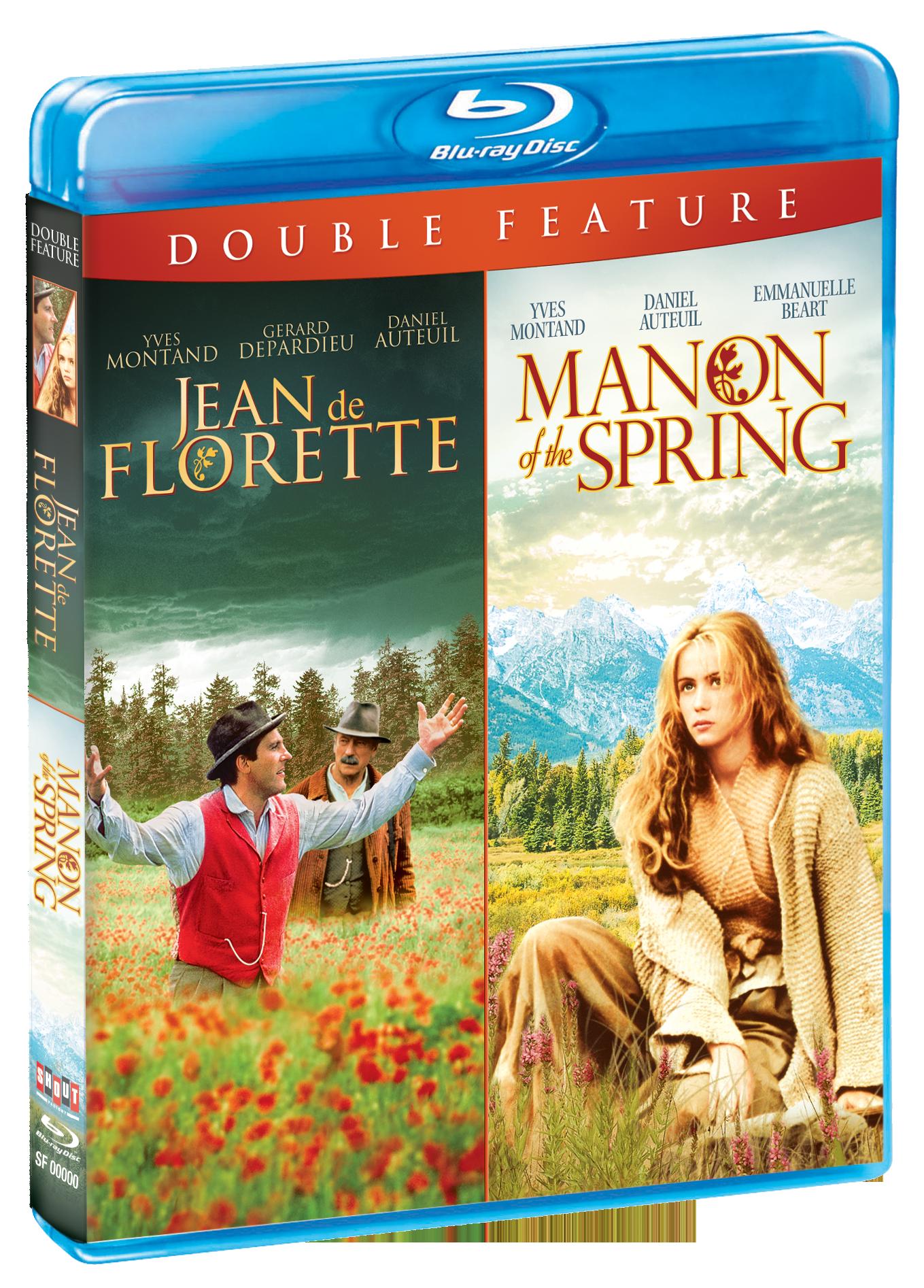 Jean De Florette / Manon Of The Spring [Double Feature]