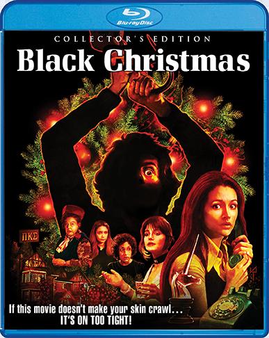 black christmas collectors edition blu ray shout factory - Black Christmas