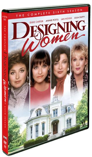 Designing Women: Season Six