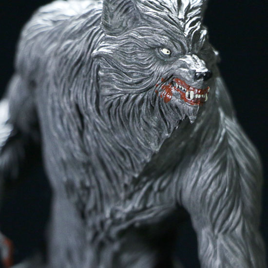 The Howling Statue (San Diego Comic-Con Exclusive Variant)