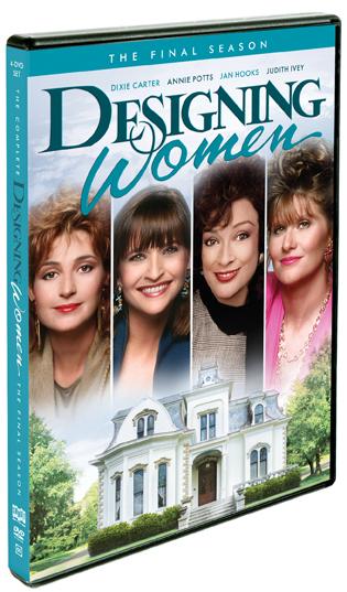 Designing Women: The Final Season (Season Seven)