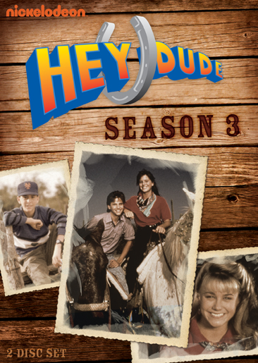 Hey Dude: Season Three