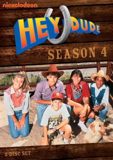 Hey Dude: Season Four
