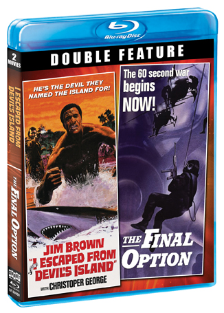 I Escaped From Devil's Island / The Final Option [Double Feature]