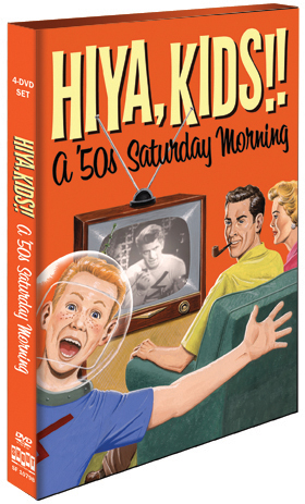 Hiya, Kids!!: A '50s Saturday Morning