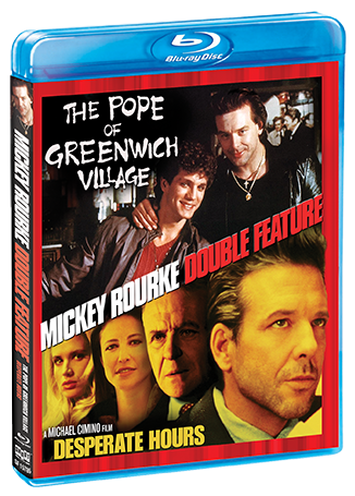 The Pope Of Greenwich Village / Desperate Hours [Double Feature] (SOLD OUT)