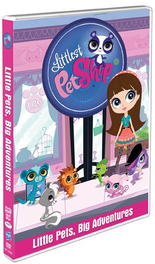Littlest Pet Shop: Little Pets, Big Adventures