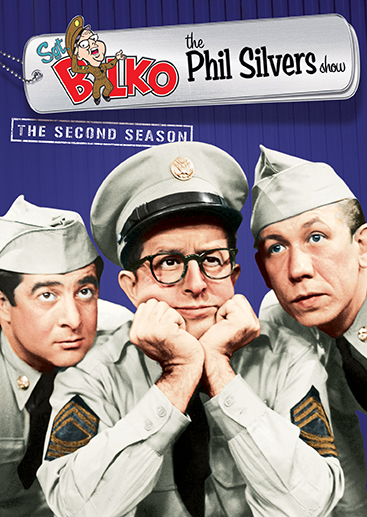 Sgt. Bilko / The Phil Silvers Show: Season Two