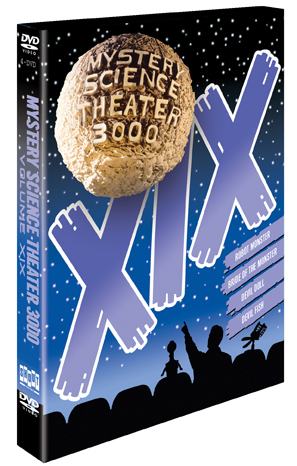 MST3K: Volume XIX [Standard Edition]