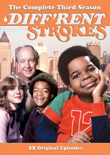 Diff'rent Strokes: Season Three