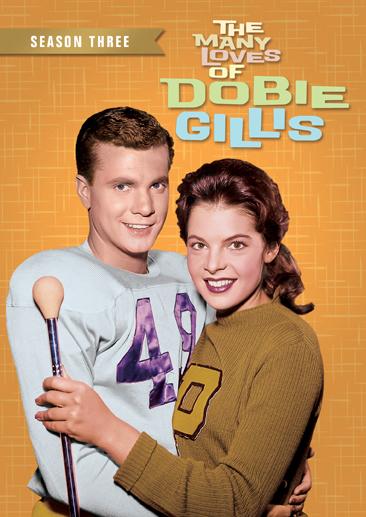 The Many Loves Of Dobie Gillis: Season Three