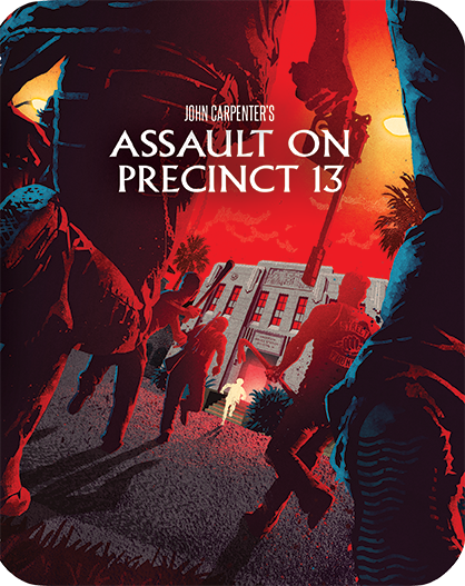 Assault On Precinct 13 [Limited Edition Steelbook]