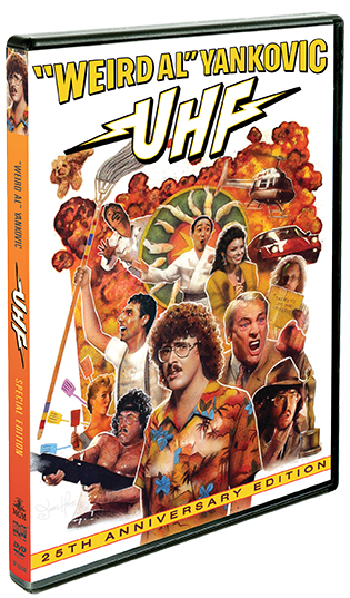 UHF [25th Anniversary Edition]