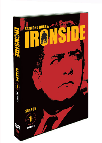 Ironside: Season One, Vol. 1 [1-DVD Set]