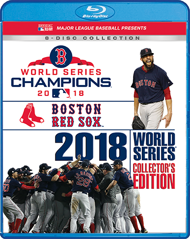 b365f863af0 2018 World Series Collector s Edition  Boston Red Sox - Blu-ray ...