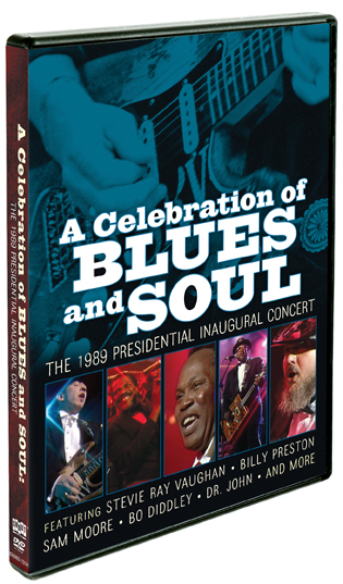 A Celebration Of Blues And Soul: The 1989 Presidential Inaugural Concert