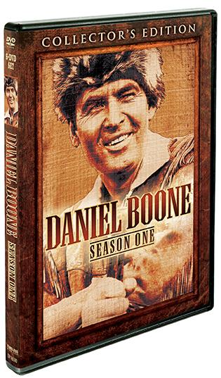 Daniel Boone: Season One [Collector's Edition]