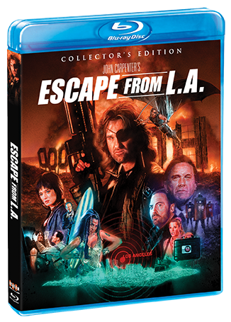 Escape From L.A. [Collector's Edition] + Exclusive Poster