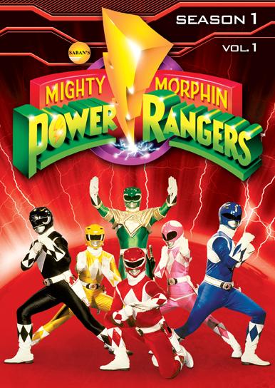Mighty Morphin Power Rangers: Season One, Vol. 1