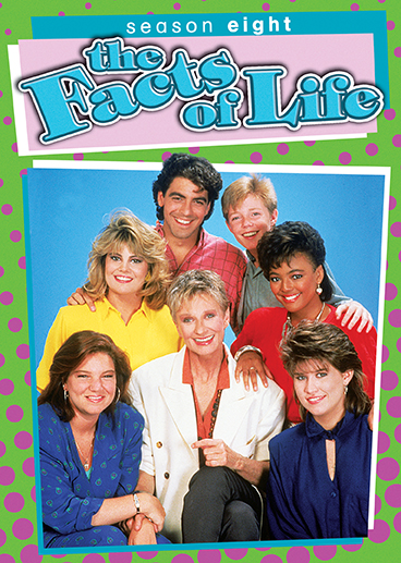 The Facts Of Life: Season Eight