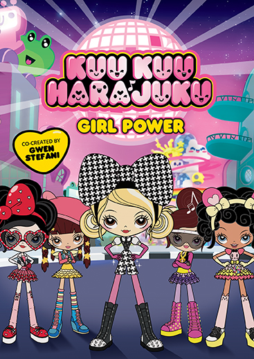 Kuu Kuu Harajuku: Girl Power