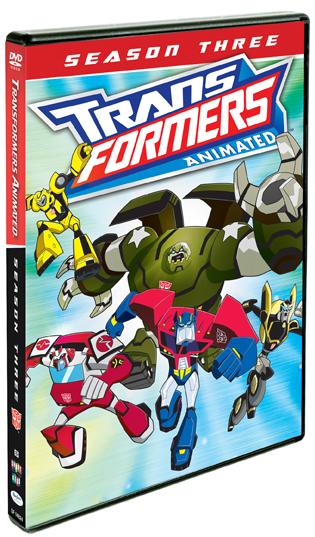 Transformers Animated: Season Three