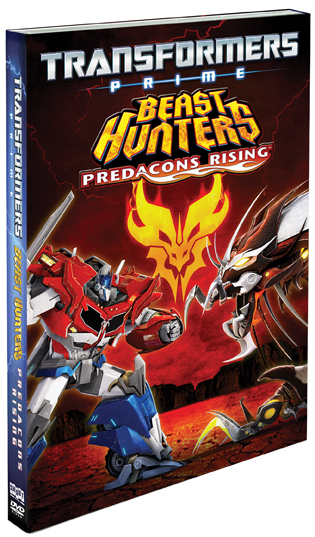 Transformers Prime: Beast Hunters - Predacons Rising