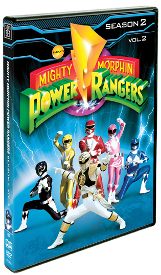 Mighty Morphin Power Rangers: Season Two, Vol. 2