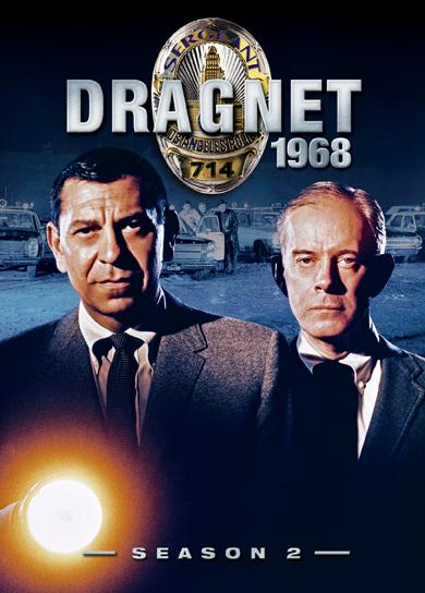 Dragnet 1968: Season Two