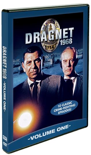 Dragnet 1968: Vol. 1