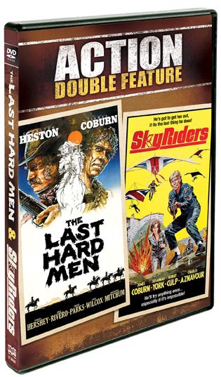 The Last Hard Men / Sky Riders [Double Feature]
