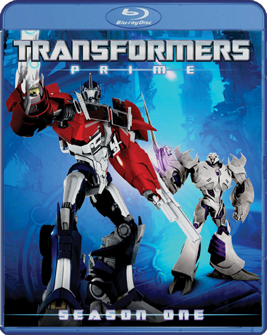 Transformers Prime: Season One [Limited Edition]