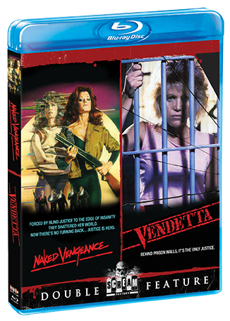 Naked Vengeance / Vendetta [Double Feature]