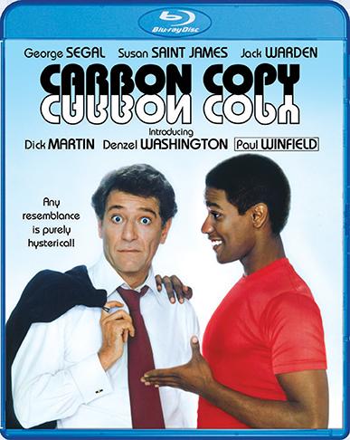 carbon copy blu ray shout factory