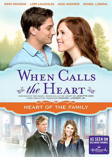 When Calls The Heart: Heart Of The Family