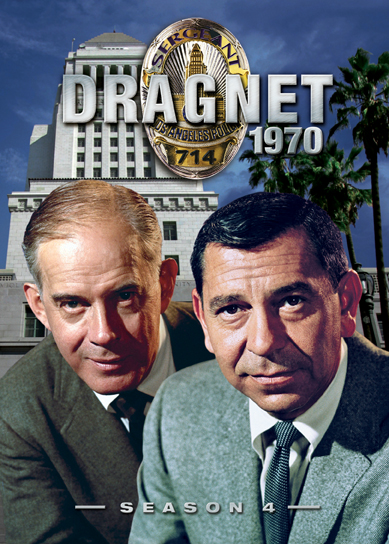 Dragnet 1970: Season Four