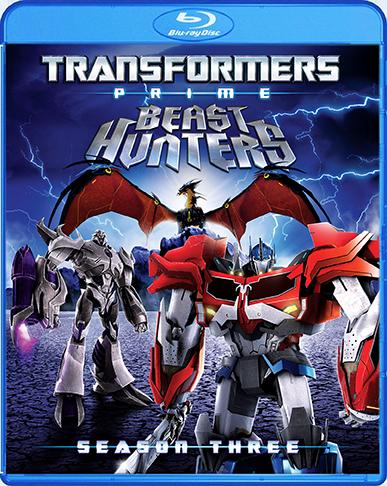 Transformers Prime: Beast Hunters - Season Three