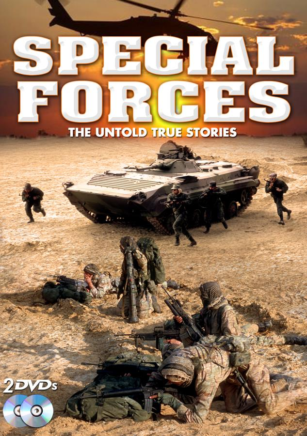 Special Forces: The Untold True Stories