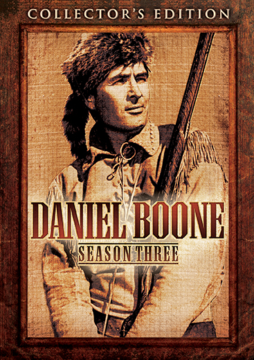 Daniel Boone: Season Three [Collector's Edition]