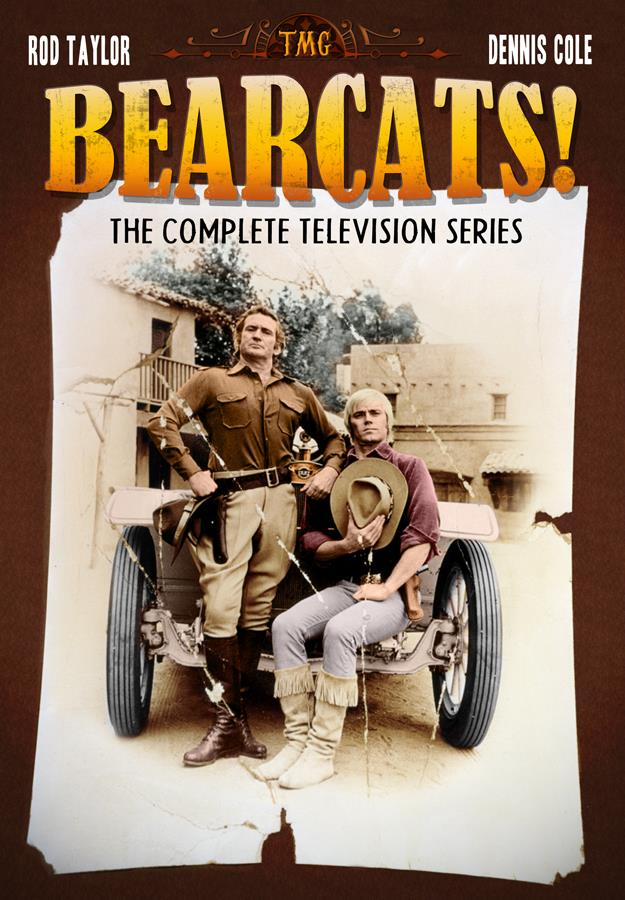 Bearcats!: The Complete Television Series