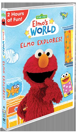 Elmo's World: Elmo Explores
