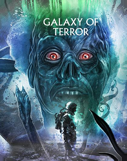 Galaxy Of Terror [Limited Edition Steelbook]