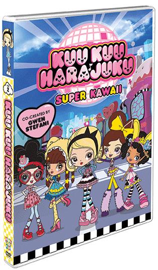 Kuu Kuu Harajuku: Super Kawaii