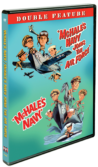 McHale's Navy / McHale's Navy Joins The Air Force [Double Feature]