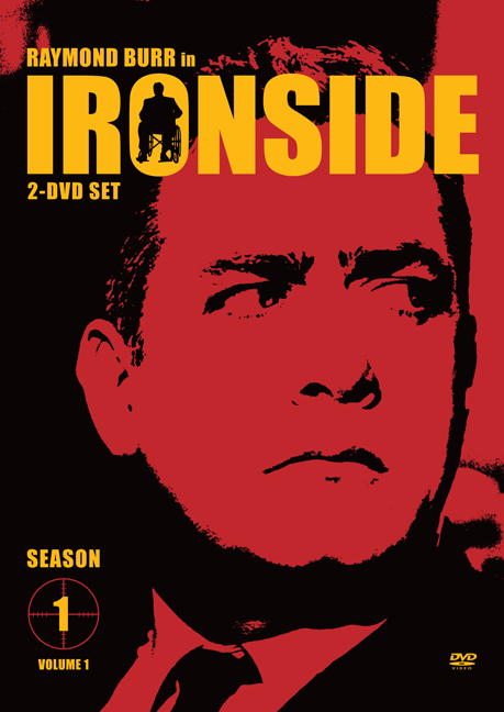 Ironside: Season One, Vol. 1 [2-DVD Set]