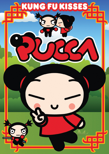 Pucca Kung Fu Kisses Dvd Shout Factory