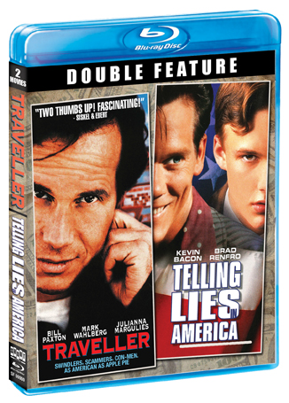 Traveller / Telling Lies In America [Double Feature]